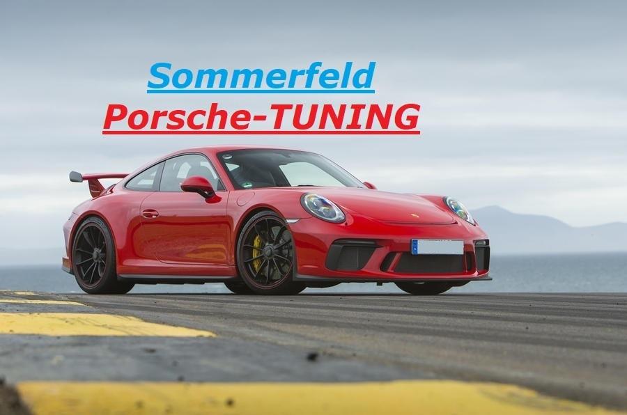 Porsche Macan S + GTS + Turbo sports exhaust muffler conversion Like PSE