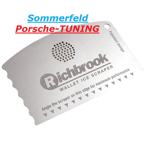 Porsche Richbrook Wallet Pocket Eiskratzer 10000-200